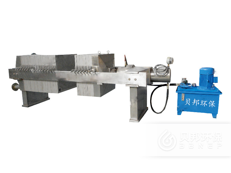 610 Stainless Steel Plate-and-Frame Filter Press