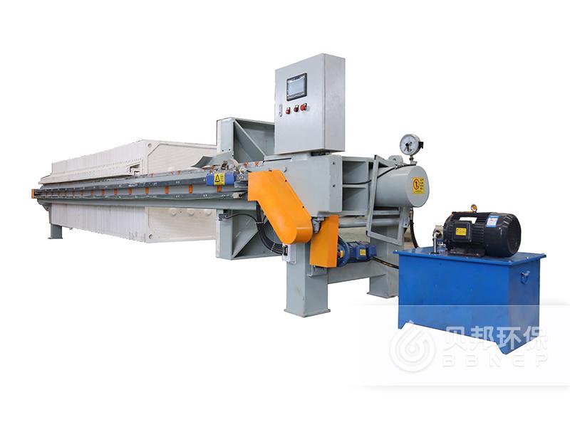 XAMZ/1500-2000-U Chamber Filter Press with Automatic Plate Shifter