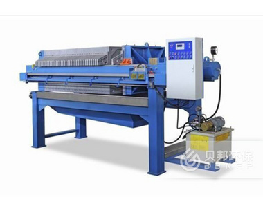 450 Hydraulic once-open Filter Press