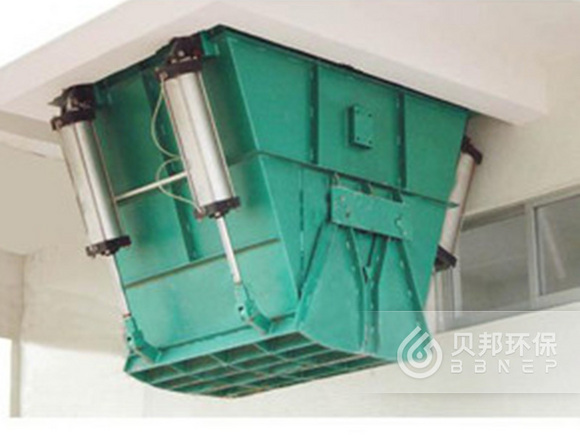 Cake Storage Hopper for Filter Press