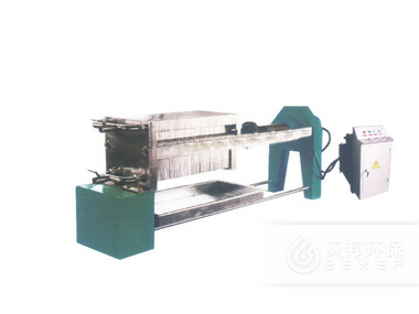 800 Stainless Steel Plate-and-Frame Filter Press