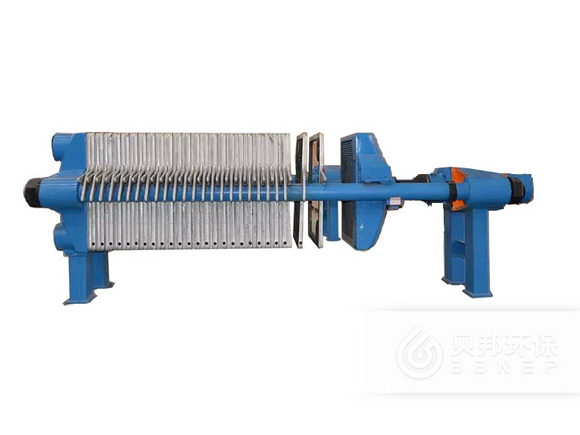 630 Cast Iron Chamber Filter Press