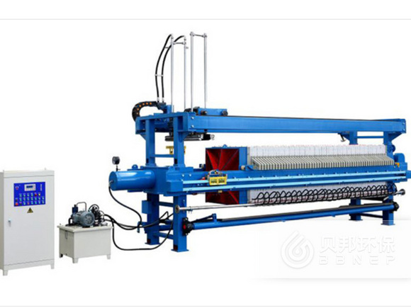 870 Hydraulic Once-open Filter Press