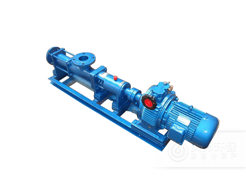 G-type Single Screw Pump
