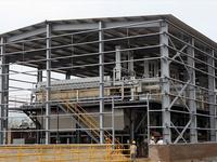 Channel dredging sludge dewatering treatment solution