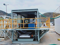 Wastewater Dewatering Equipment Recessed Plate Filter Press Fundamental parts of a Chamber type Diaphragm Filter Press