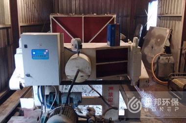 Slurry Filter Press Machine BBNEP adopts quality membrane filter plates