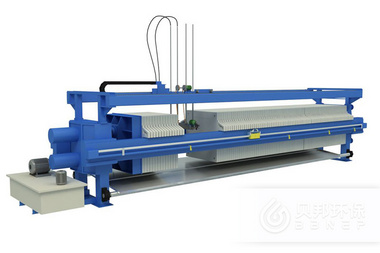 Membrane Squeezing Operation Membrane Filter Press How can BBNEP filter press avoid slurry leakage?