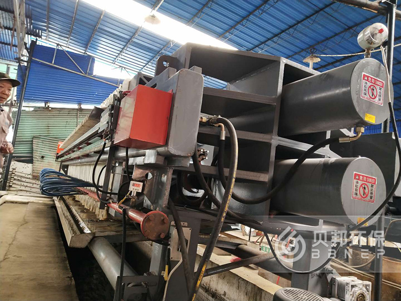 High Temperature Membrane Filter Plate Of Filter Press Equipment