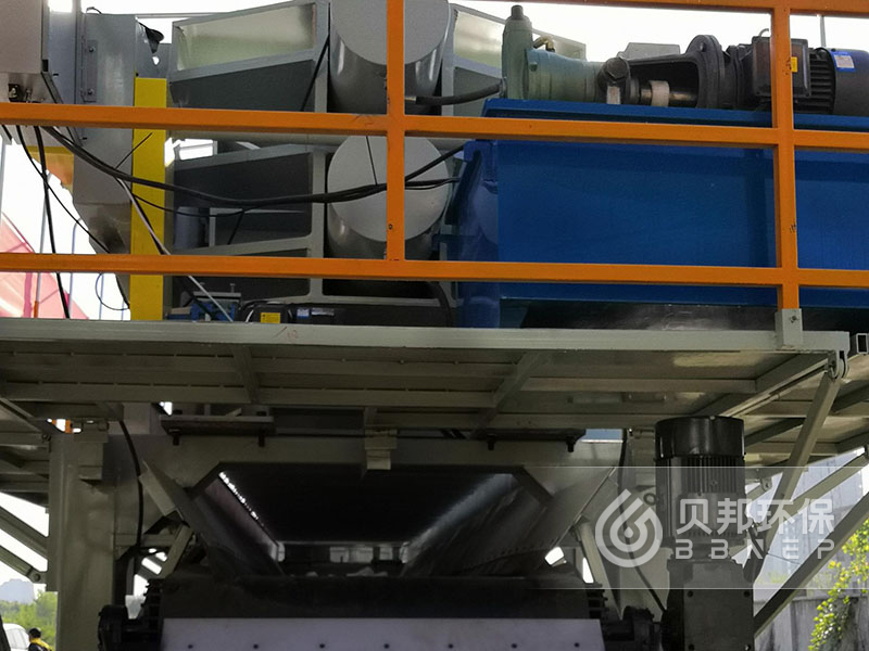 Small Automatic Chamber High Pressure Membrane Filter Press