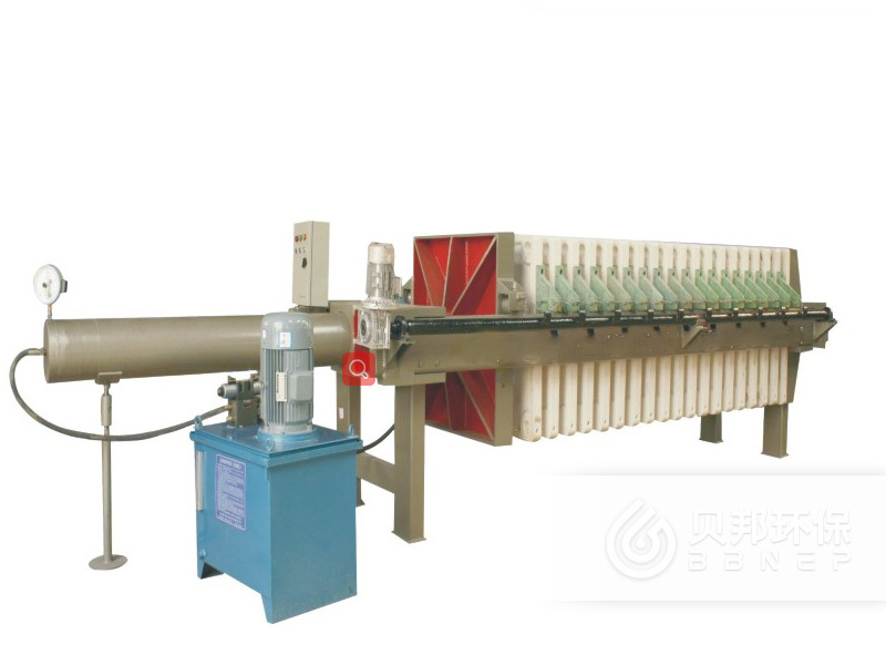 Hydraulic Once-open Filter Press