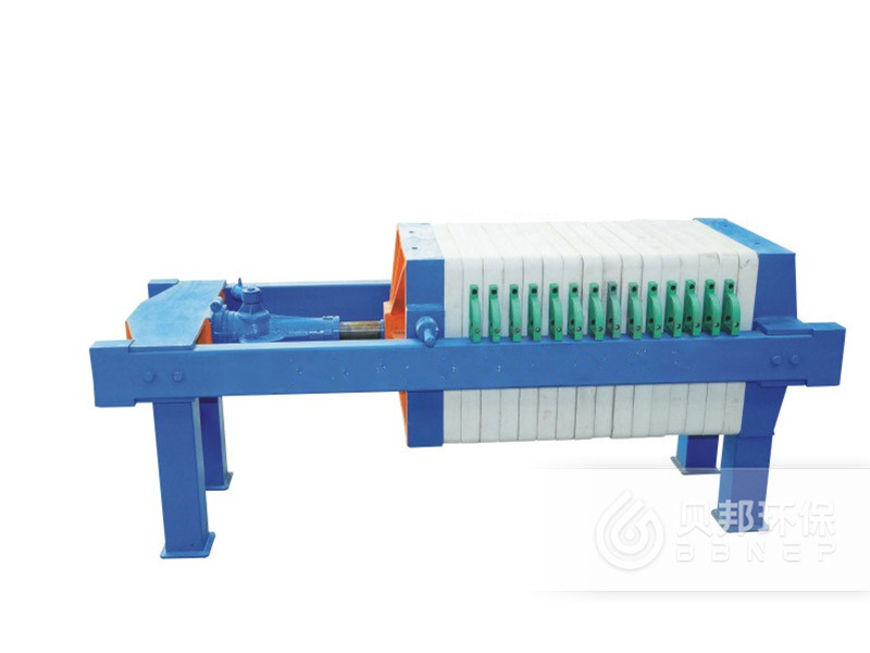 Screw Jack Filter Press
