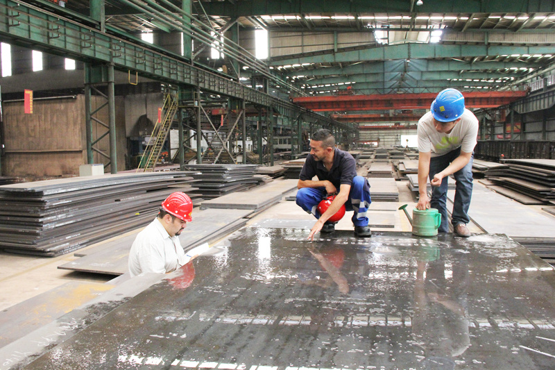 GB/T16270 steel plate - carbon and low alloy high strength steel
