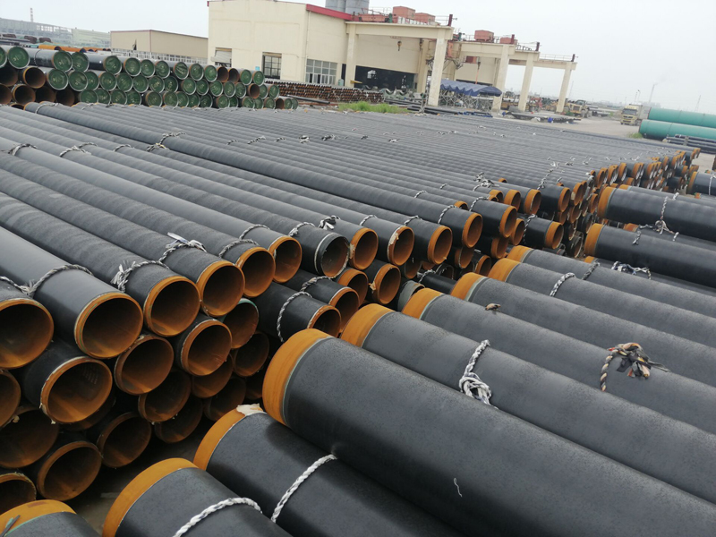 API 5L X60MO PSL2 LSAW steel pipe