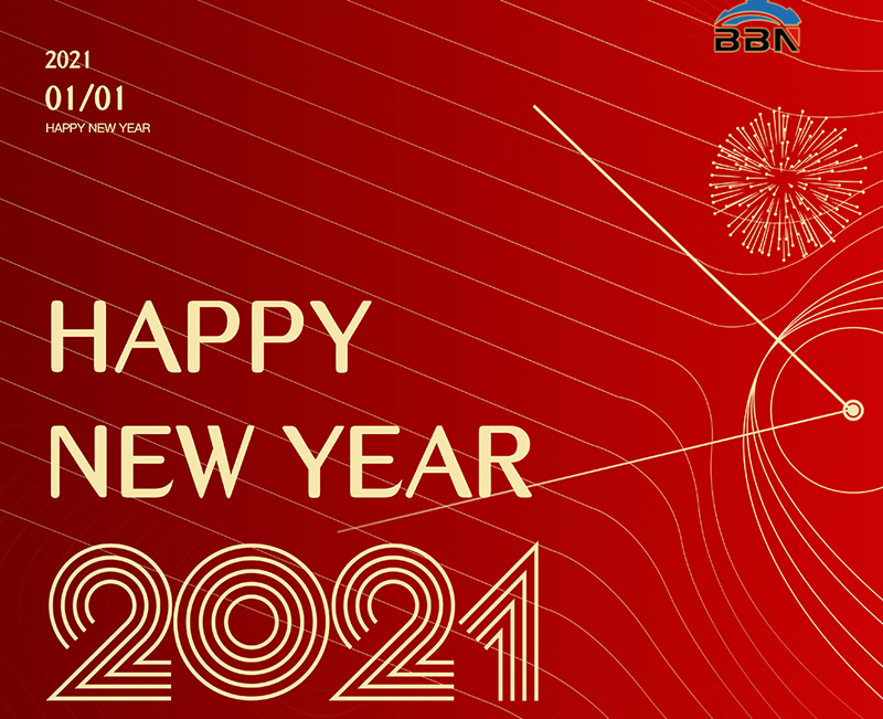 All employees of bbn steel wish you a Happy New Year