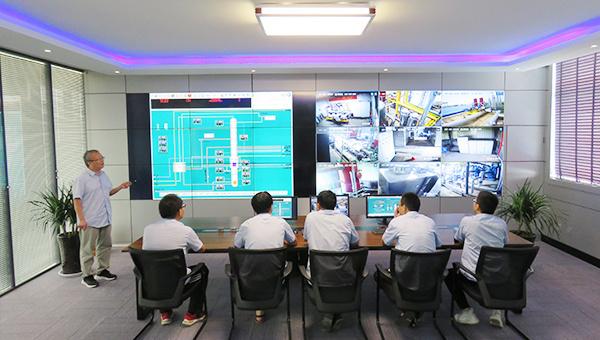 远程监视就地设备,改善空分设备的可靠性及安全性