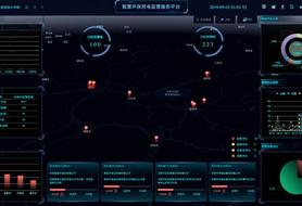 环保用电智能监管系统-分表计电系统
