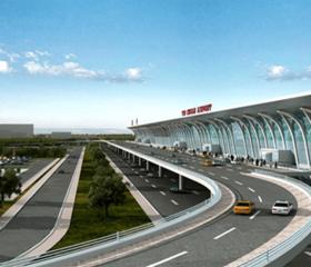 银川河东国际机场和记娱乐用电案例