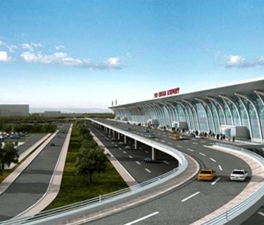 银川河东国际机场乐天堂fun88开户用电案例