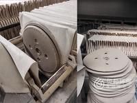 High Pressure Hydraulic Round Clay Filter
