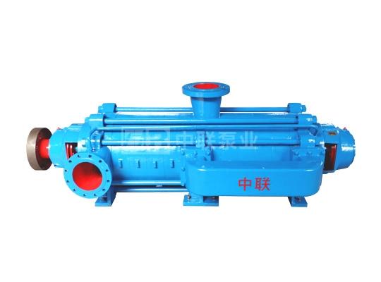 MD型矿用耐磨自平衡多级泵