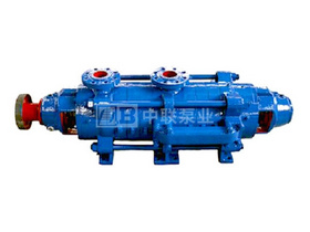 DGP型高压热水自平衡多级泵