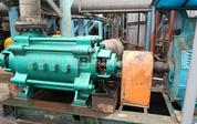 <b>紫金钨业采购两台新葡萄京官网8814MD450-60耐磨矿用多级泵</b>
