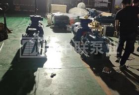 <b>江苏富瑞集团的2台自平衡多级泵下线啦!</b>