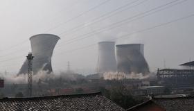 江西省貴溪火力發電廠GS型高效節能雙吸中開泵