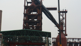 河北普阳钢铁有限公司S型卧式双吸离心泵