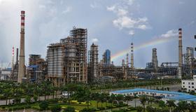 中国石油广西石化公司DYP型自平衡多级高压油泵