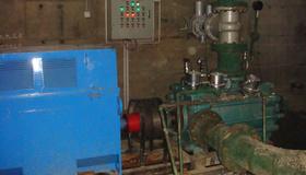 湖南黄沙坪铅锌矿D型卧式多级泵