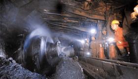 陜西省神木縣某礦業MDP型礦井主排水設備