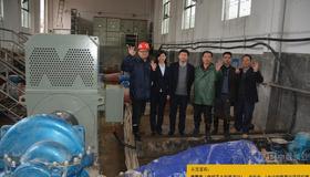 情动桂阳,S型卧式双吸泵解决桂阳城25万人用水问题