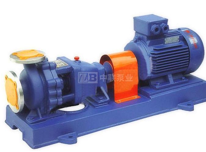 IR型卧式单级单吸热水泵
