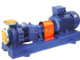 IR型臥式單級單吸熱水離心泵