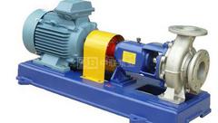 F型臥式不銹鋼耐腐蝕化工泵