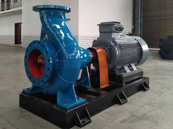 IS型卧式单级单吸离心泵