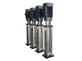 CDL/CDLF型立式不銹鋼多級泵