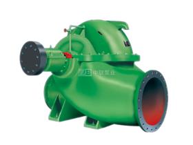 XS型单级双吸中开泵