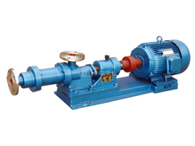 I-IB型卧式螺杆泥浆泵
