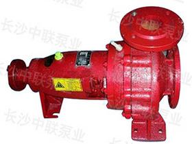 RS型臥式熱水循環泵