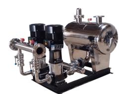 BH系列變頻恒壓供水設備