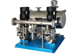 WF型無負壓變頻供水設備