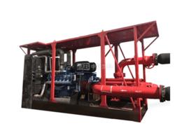 多級柴油機水泵機組