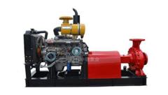 化工柴油機水泵機組