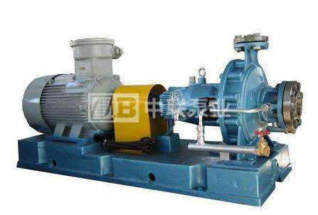 CZ型標準化工流程泵