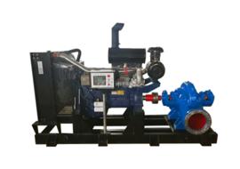 中開式柴油機水泵機組