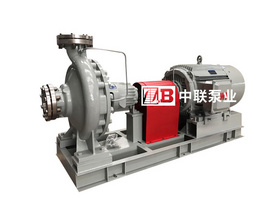 ZA、ZAK、ZAG、该系石油化工流程泵