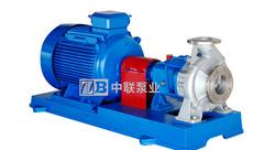 IH系列第五代國際標準化工流程泵
